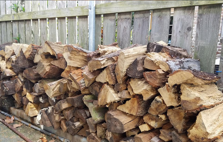 Firewood Storage Tips