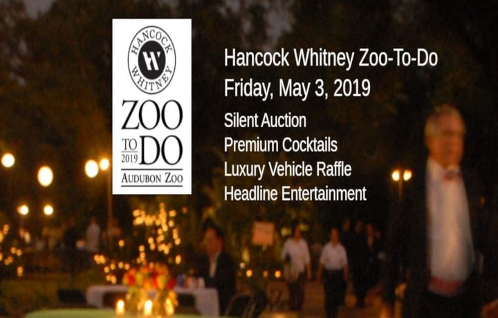 Zoo To Do 2019