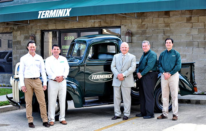 Terminix Employment Opportunities