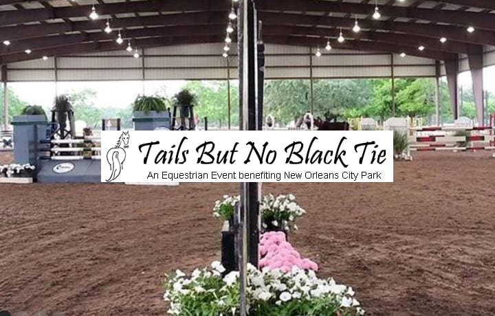 Tailes but no black tie | Terminix Sponsored Event
