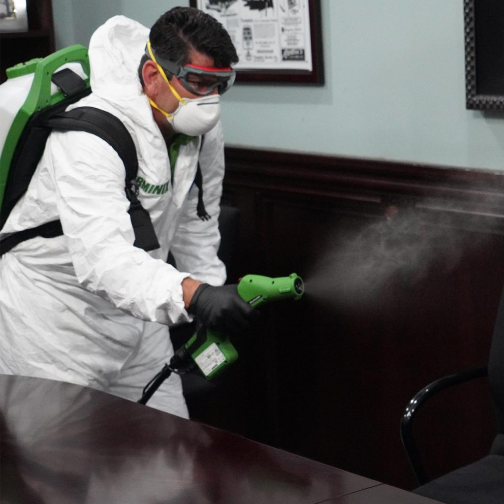 Disinfecting Sanitizing Services